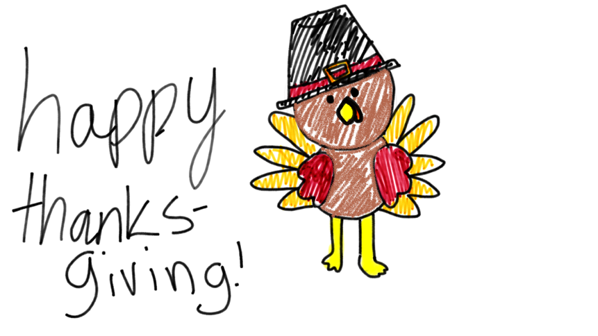 Happy Thanksgiving to all of my followers. I really appreciate the love for my art!